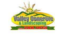 Valley Concrete & Landscaping Logo