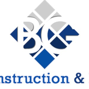 Bg Construction and Design Logo