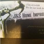 J/s Home Improvements Cover Photo