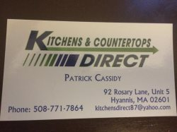 Kitchen & Counter Tops Direct Logo