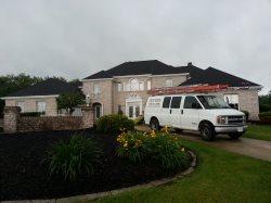 Lewis Home Maintenance Logo