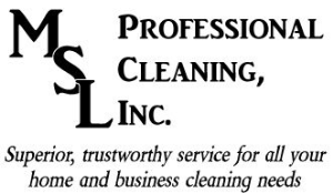 Msl Professional Cleaning, Inc. Logo
