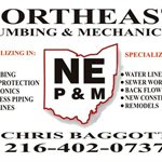 North East Plumbing & Mechanical Logo