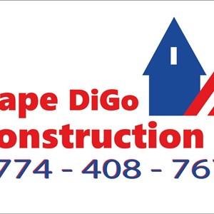 Cape Digo Construction Inc. Logo
