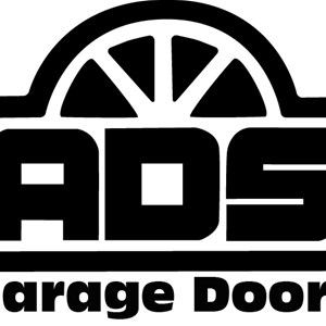Ads Garage Doors & Openers Logo