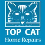 Top Cat Home Repairs Logo