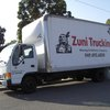 Zuni Trucking Logo