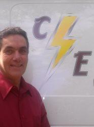Clancy Electric Logo