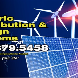 Electric Distribution & Design Systems Inc Cover Photo