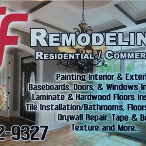 Fuentes Remodeling Cover Photo