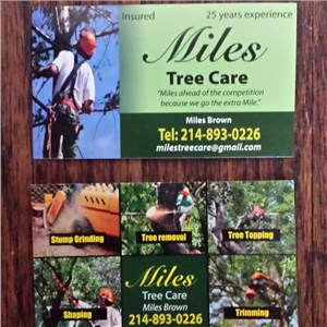 Miles Tree Care Cover Photo
