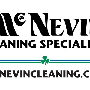Mcnevin Cleaning Specialists Logo