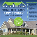All in 1 Roofs Logo