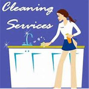 T and A Janitorial Logo