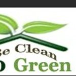 Be Clean Go Green Logo