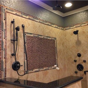 Wood, Tile Floors and Showers Cover Photo
