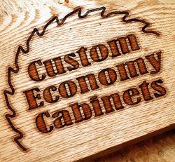 Custom Economy Cabinets Logo