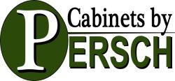 Cabinets by Persch Logo