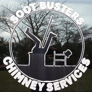 Soot Busters Chimney Services Logo