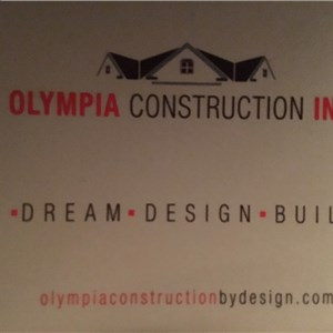 Olympia construction Logo