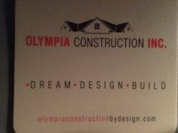 Olympia construction Logo