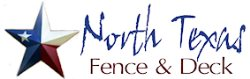 North Texas Fence & Deck Logo