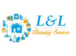 L&L Cleaning Services Logo