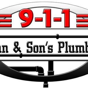Duran & Sons Plumbing Logo