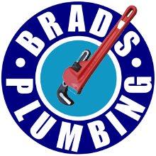 Brads Plumbing Logo