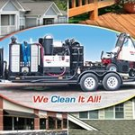 Superior High Pressure Cleaning Logo