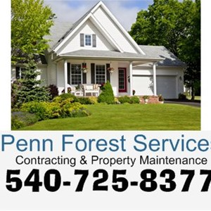Penn Forest Services Logo