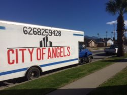 City of Angels Moving Inc Logo