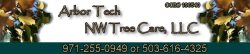 Arbor Tech NW Tree Care, LLC Logo