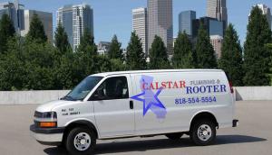 Calstar Plumbing & Rooter Logo