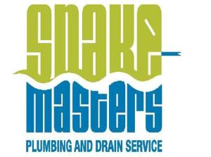 Snake Masters Plumbing & Drain Service Logo