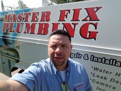 Master Fix Plumbing Logo