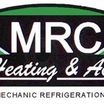 Mrc Heating & Air Logo