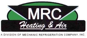 Mrc Heating & Air Logo
