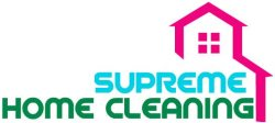 Supreme Home Cleaning Logo