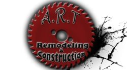 A.r.t. Remodeling & Construction Logo