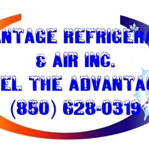 Advantage Refrigeration & Air, Inc Logo