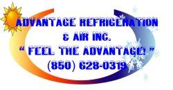 Advantage Refrigeration & Air, Inc Logo
