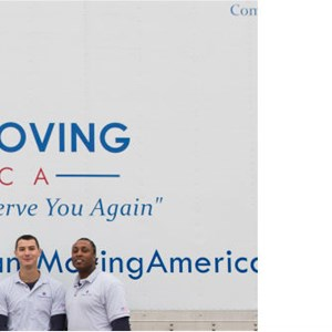 Veterans Moving America Logo