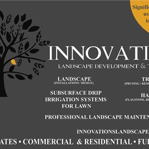 Innovations Landscape Development & Tree Care Logo