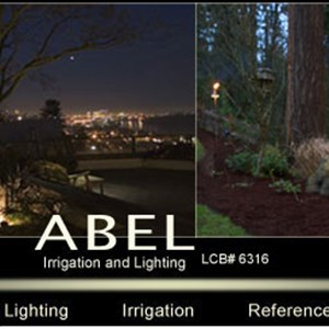 Abel Irrigation & Lighting Logo