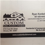 Custom Builders Remodelers Handyman Cover Photo