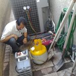 Underground Heating System
