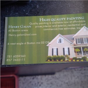 High Quality Painting Logo