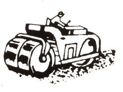 Gragg Paving Logo