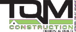 Total Quality Management Construction(tqm) Logo